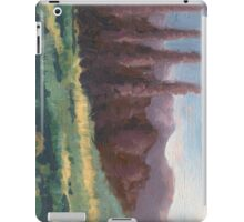 Purple Trees iPad Case/Skin