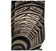 Porridge- Old Melbourne Gaol, Melbourne Victoria Aust. - The HDR Experience Poster