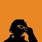 Persona 4 - Yosuke Hanamura by RobsteinOne