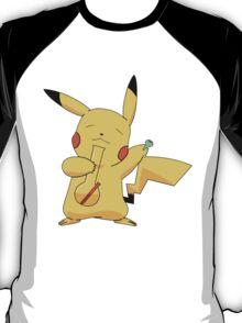 Pikachu Stoned T-Shirt
