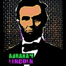 ABRAHAM LINCOLN-16TH U.S PRESIDENT by OTIS PORRITT