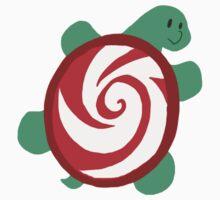 Peppermint Turtle by SaradaBoru