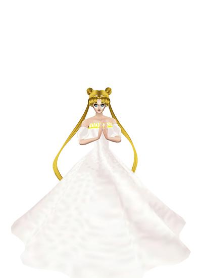 princess serena from sailor moon by LokiLaufeysen