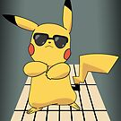 Pika Gangnam Style by Studio Momo ╰༼ ಠ益ಠ ༽