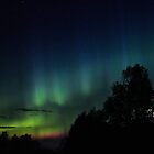 Northern Lights by Daniel Gudmundsson