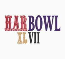 HARBOWL (Super Bowl) XLVII - Jim Harbaugh's San Francisco 49ers vs John Harbaugh's Baltimore Ravens by okplz