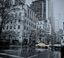 rainy 5th Ave by Jo-PinX