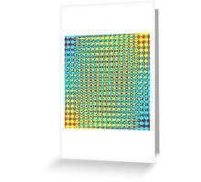 Twelve Thirteen Greeting Card