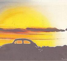 SUNRISE by Sharon Poulton