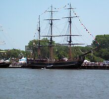 Bounty II - Bay City - Tall Ship Celebration (2010) by Francis LaLonde