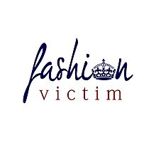 Fashion Victim 8 Photographic Print