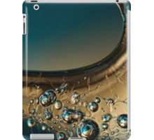 Ice Blue iPad Case/Skin