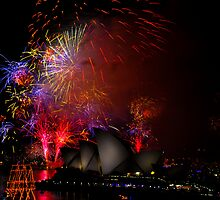 Sydney New Year #10 by DAJPowell