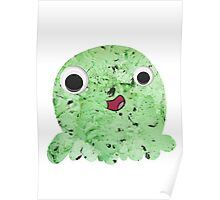 Mint Chocolate Chip Poster