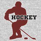 Hockey by keyweegirlie