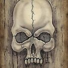 skull 2012 by PJScoggins