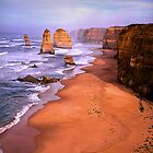 The Majestic Twelve Apostles by JohnnyBullen