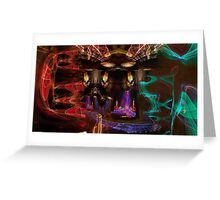 Light Play #4792 Greeting Card