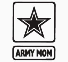 ARMY MOM by thatstickerguy
