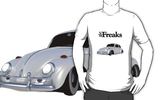 Das VW-Freaks White Beetle (No BG) by VW-Freaks