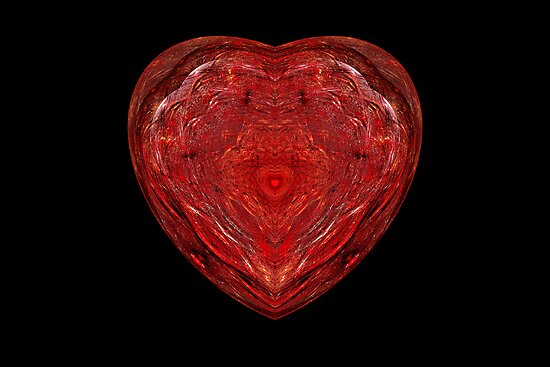 Glass Heart by Sandy Keeton