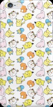 Pokemon by Cole Pickup