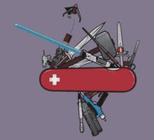 Ultimate Swiss Army Knife by slkr1996