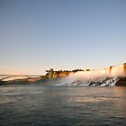 Niagara Falls by kbrimson