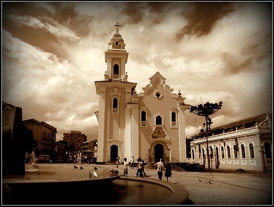 Centro histórico by brazilpress
