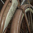 Old Bike by Kenneth Purdom