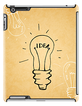 Idea lamp by rafo
