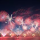 Australia Day Fireworks  by Mark McClare
