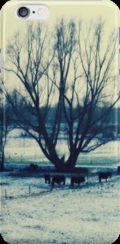 Winter - JUSTART © by JUSTART