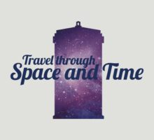 Travel Through Time and Space by TheMoultonator
