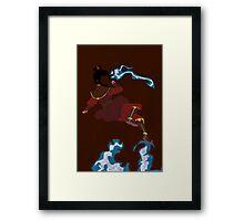 Azula Framed Print