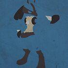 Lucario by jehuty23