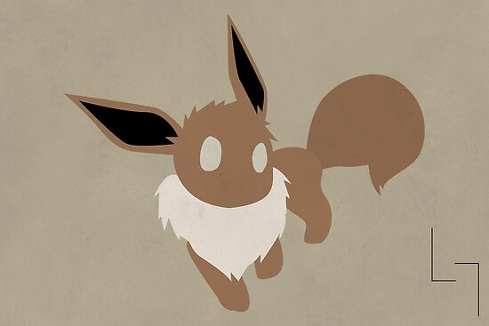 Eevee by jehuty23