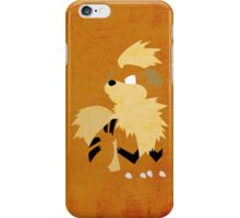 Growlithe iPhone Case/Skin