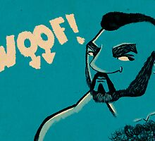 WOOF! by blackboxdesigns