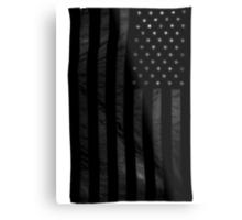 USA transparent Metal Print