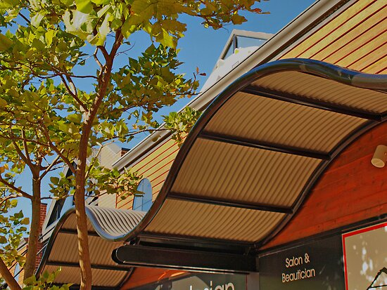 Dolphin Quay Roofline by kalaryder