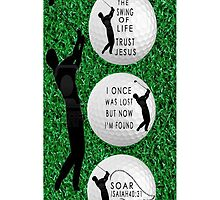 ㋡ GET IN THE SWING OF LIFE GOLF BALL IPHONE CASE ㋡  by ✿✿ Bonita ✿✿ ђєℓℓσ