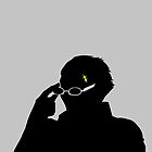 Persona 4 - Kanji Tatsumi by RobsteinOne
