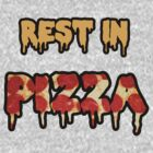 Pizza is death by nanada