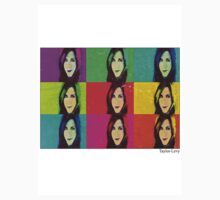 Jennifer Aniston Pop Art T-shirt by Daniel  Taylor