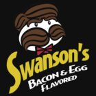 SWANSON&#x27;S - Bacon &amp; Egg Flavored Chips  by TeeHut