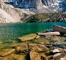 Third Lake & Temple Crag by Cat Connor