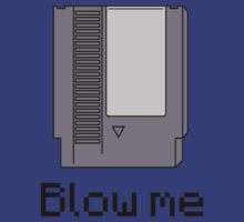 NES cartridge- blow me by DERPkitten