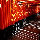 Japan Reloaded - Fushimi Inari # 1 by fenjay