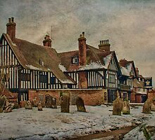Star And Eagle Goudhurst by Dave Godden